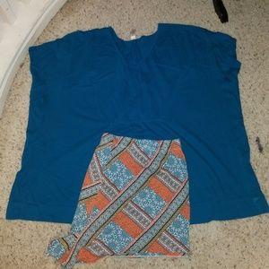 Pajamas Short set